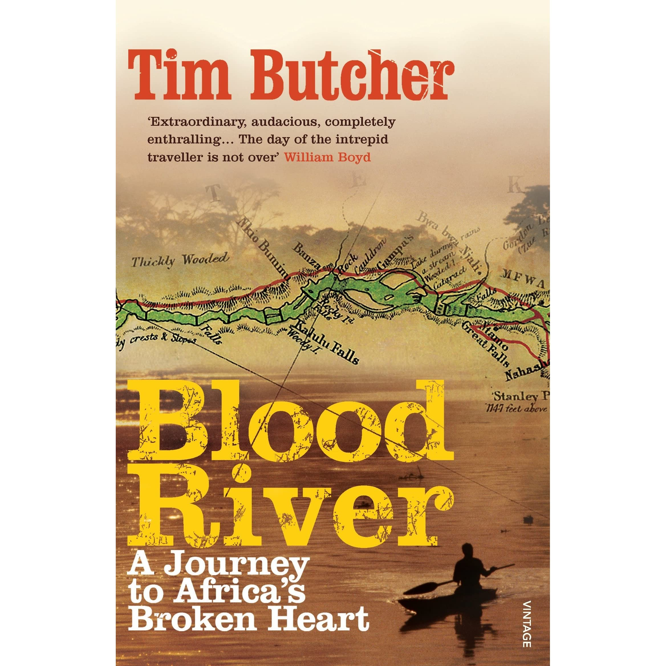 Blood Diamonds Libro Blood River A Journey To Africa S Broken Heart By Tim Butcher