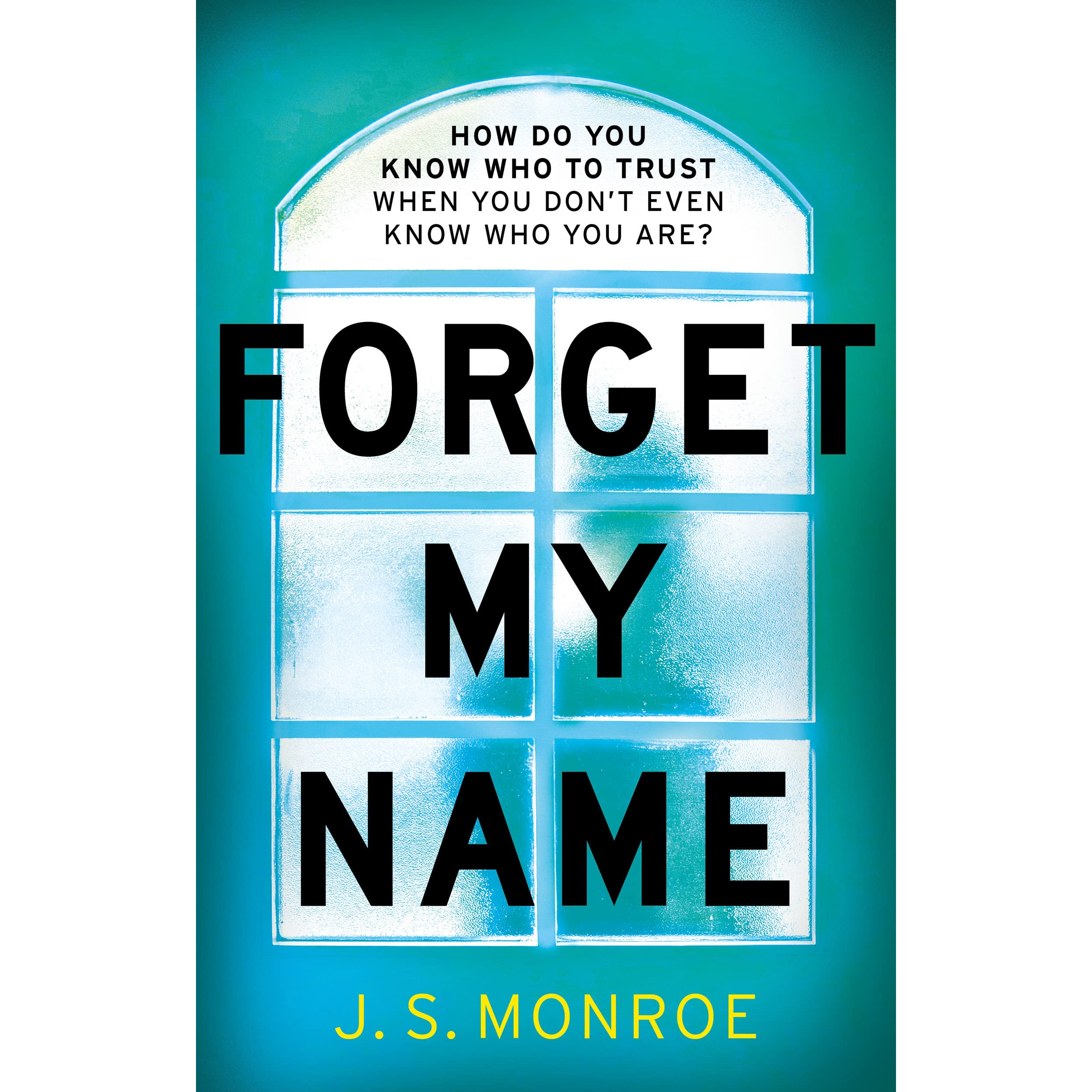 Remember Libro Forget My Name By J S Monroe