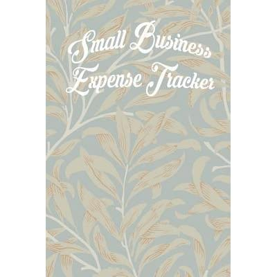 Small Business Expense Tracker Expense Log Book by Clara Hayden