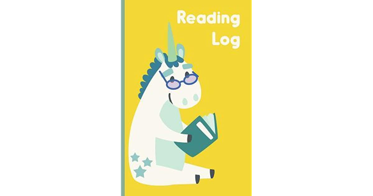 Reading Log 6 X 9, 108 Page Easy to Use Reading Log for Kids to