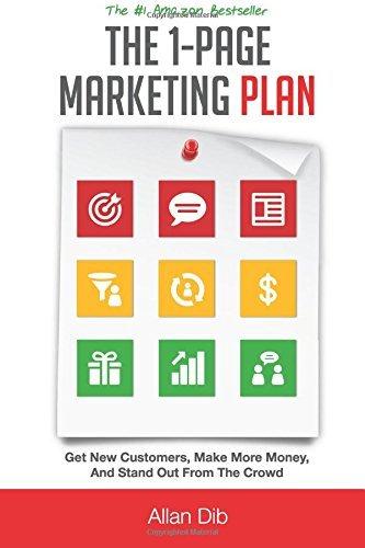 1941142990 - DownIoad The 1-Page Marketing Plan PDF/AUDIOBOOK By - marketing plan pdf