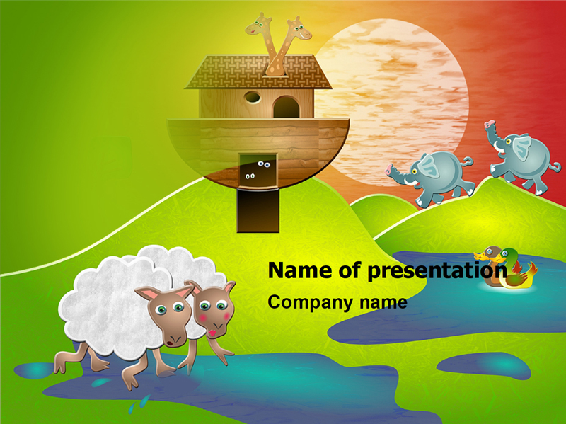 50 Free Cartoon PowerPoint Templates with Characters  Illustrations