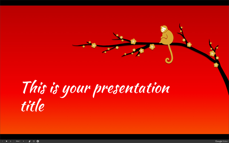 50 Free Cartoon PowerPoint Templates with Characters  Illustrations - Google Presentations Templates