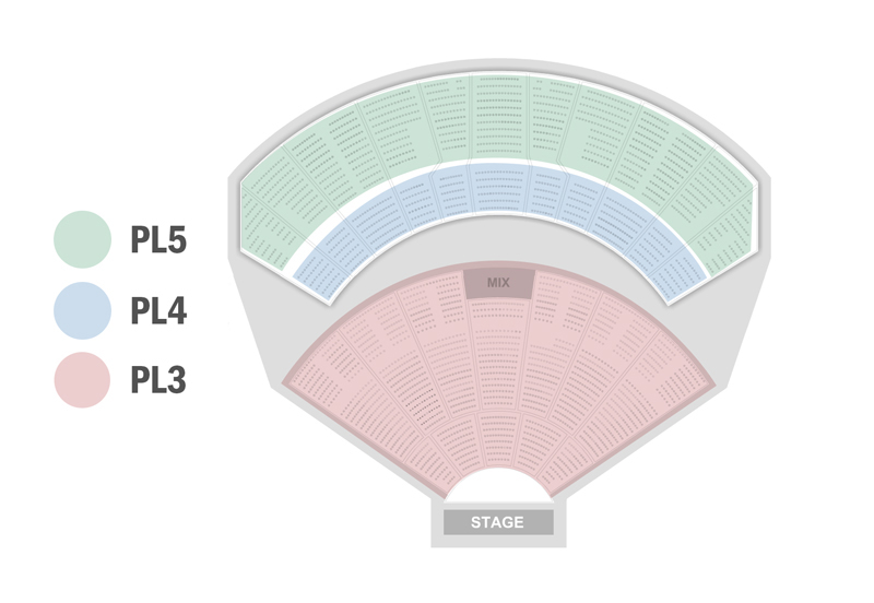 rosemont theater seating chart - Heartimpulsar