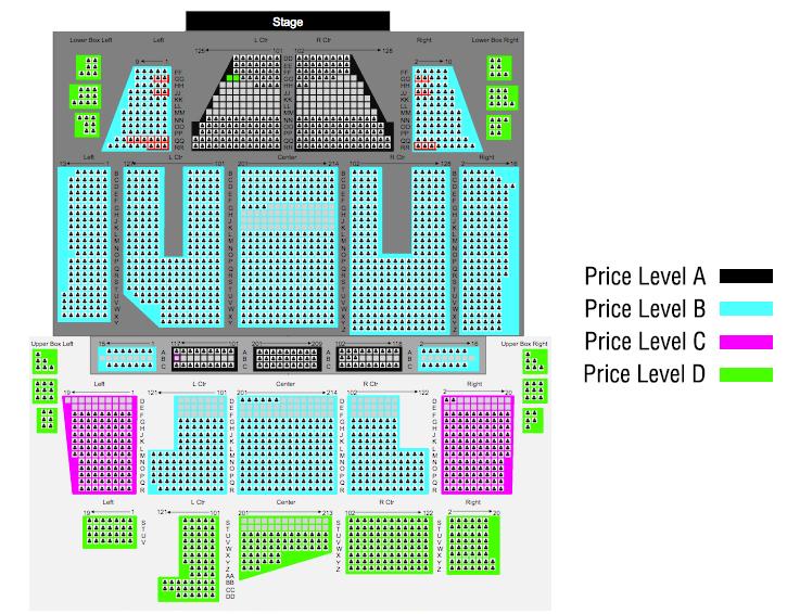 orpheum theatre minneapolis seating chart - Heartimpulsar
