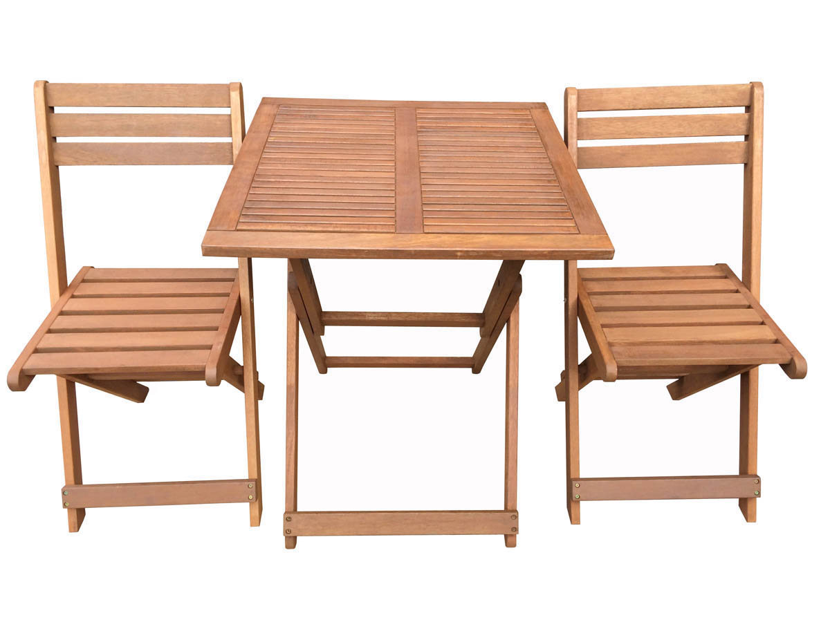 Table Salon De Jardin Pliante Salon De Jardin En Bois Exotique Hanoï Quotmaple Quot Marron