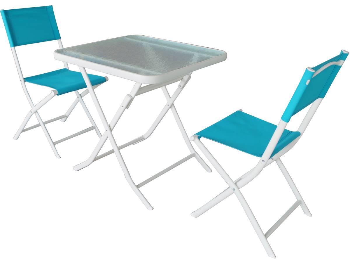 Salon De Jardin Lychee 1 Table Basse 2 Fauteuils Et Un Canapé En ...