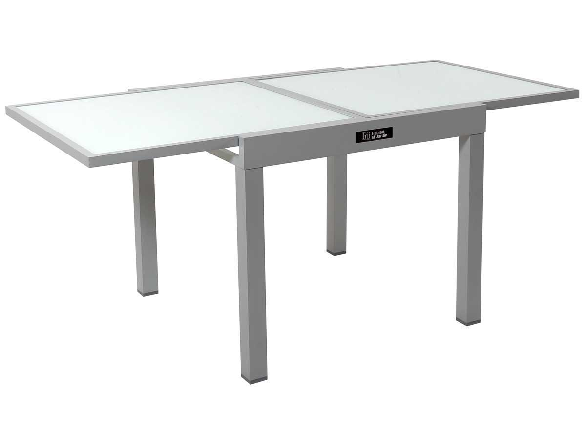 Table De Jardin Alu Et Verre Extensible Table De Jardin Aluminium Extensible Quotporto 8 Quot Phoenix