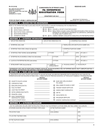 PA-100 Filing Service | Harbor Compliance