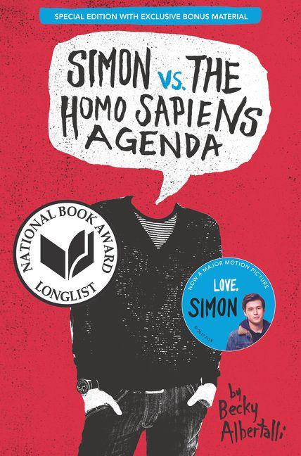 Book Lovers Quotes Wallpaper Simon Vs The Homo Sapiens Agenda Special Edition Becky