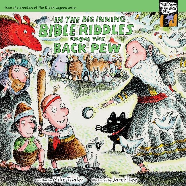In the Big Inning\u2026 Bible Riddles from the Back Pew  HarperCollins
