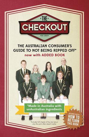 The Checkout Harper Collins Australia  Harper Collins Australia - checkout a book