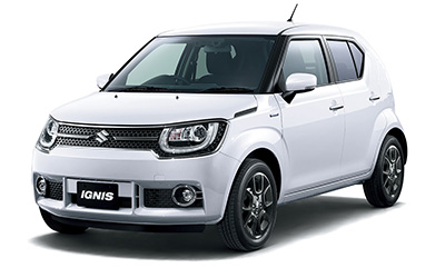 Maruti-Ignis-third-quarter-view-white-background