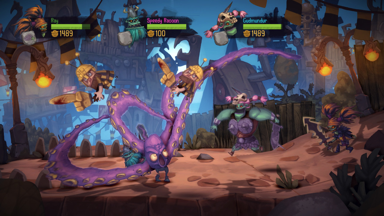 Zombie Vikings – [CODEX] - Tek Link indir