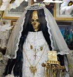 La Cultura De La Santa Muerte Huffington Post