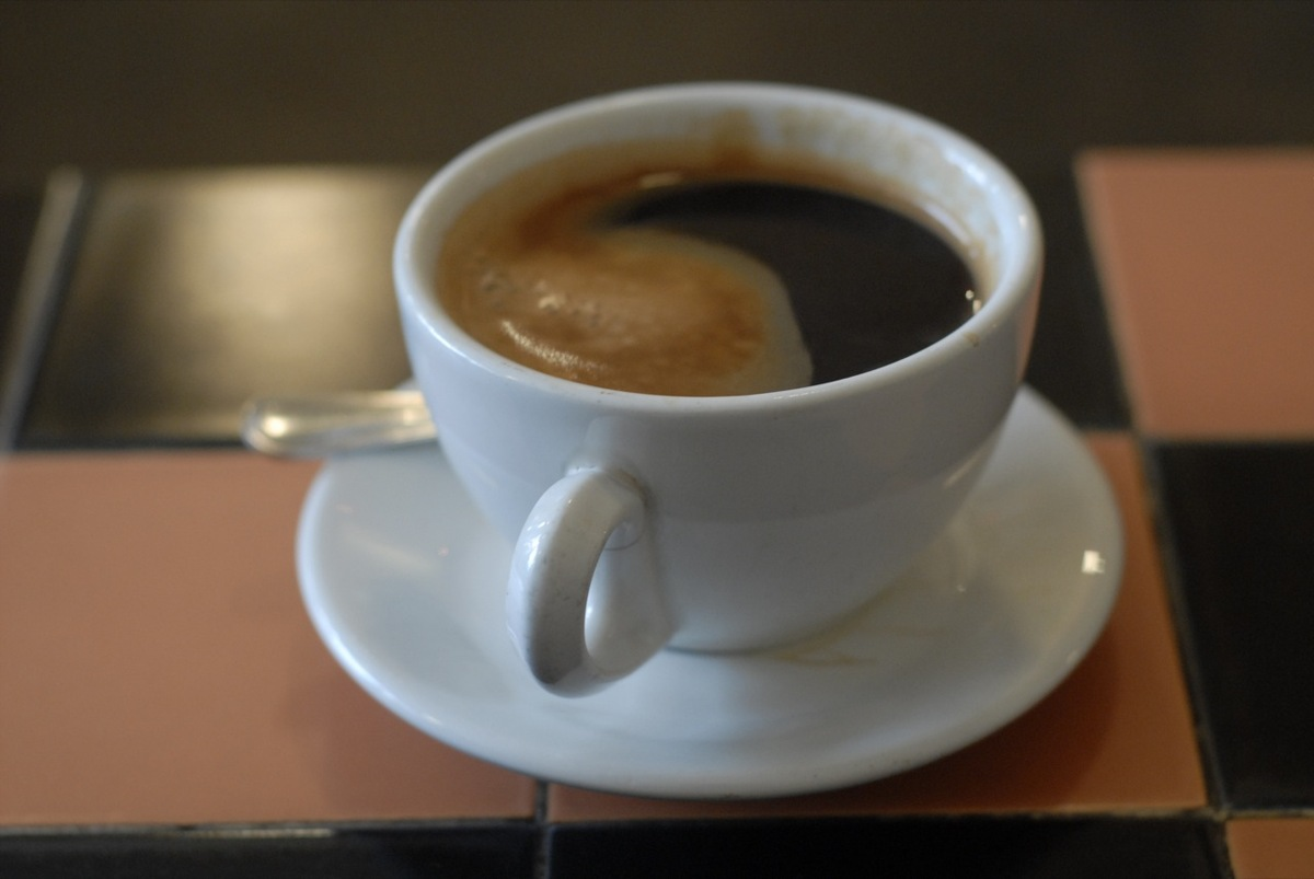 Americano Coffee English 24 Food Swaps That Slash Calories Huffpost