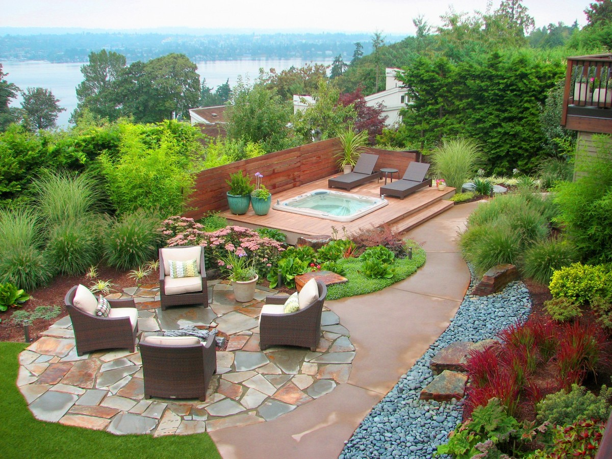 These 11 incredible backyard gardens are what dreams are made of photos