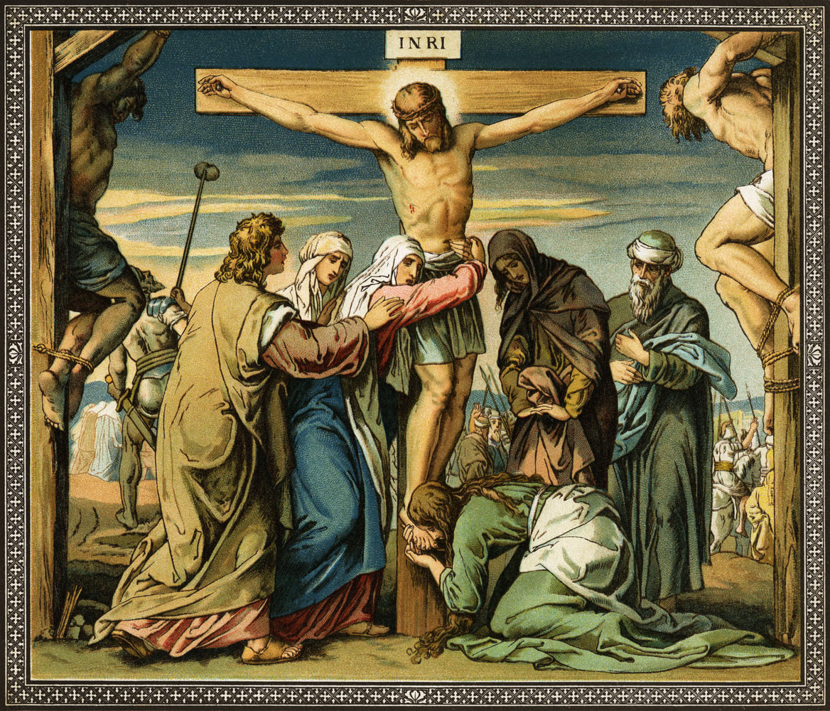 Arte Religioso En El Renacimiento Jesus 39 Crucifixion In Art Illustrates One Of The Most