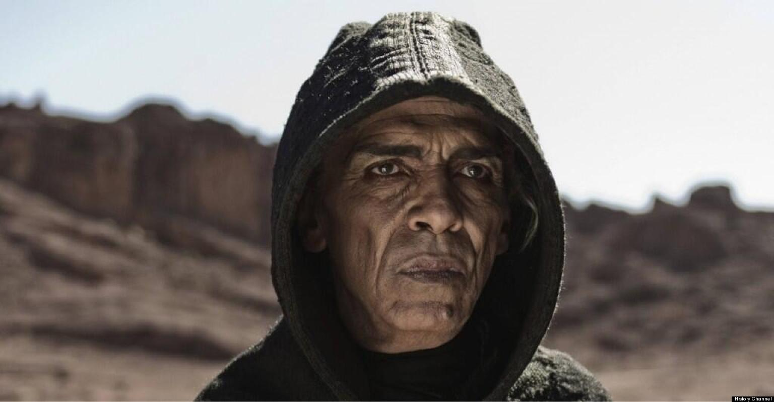 The Bible Devil Looks Like Obama