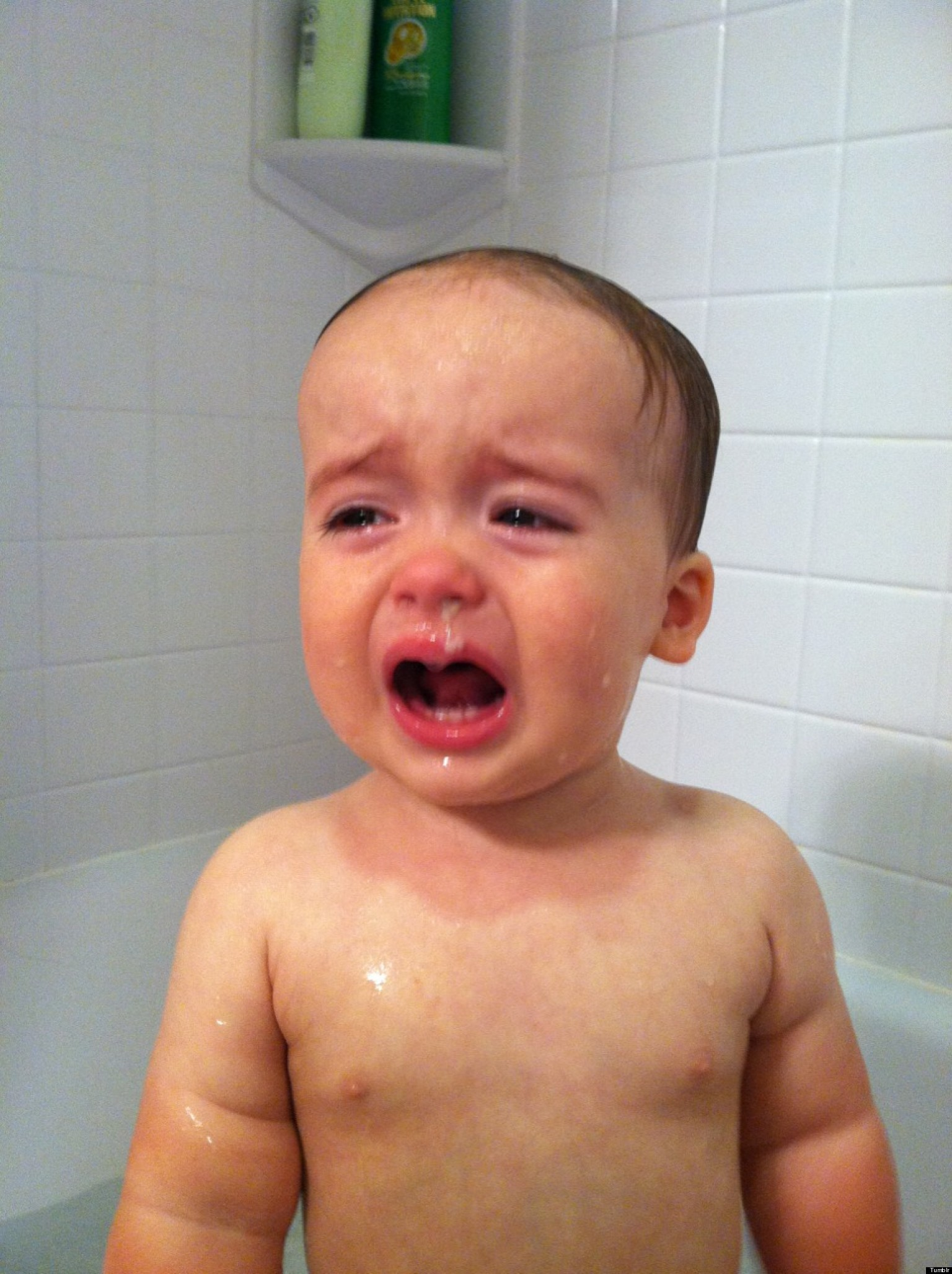 Babies Crying Reasons My Son Is Crying Tumblr Is Hilarious Documentation