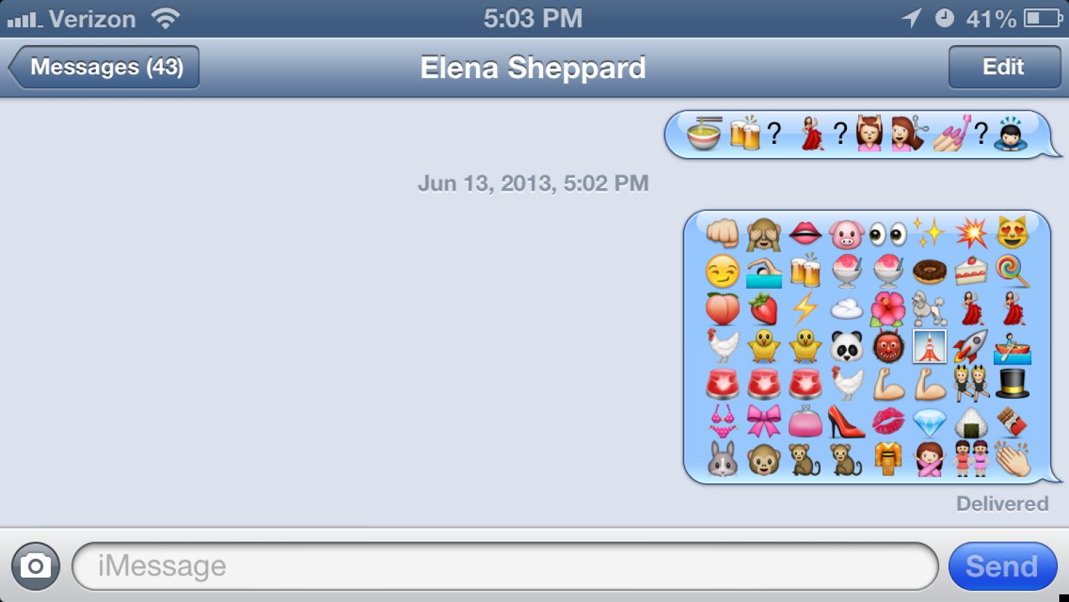 Cute Things To Say To Your Boyfriend With Emojis