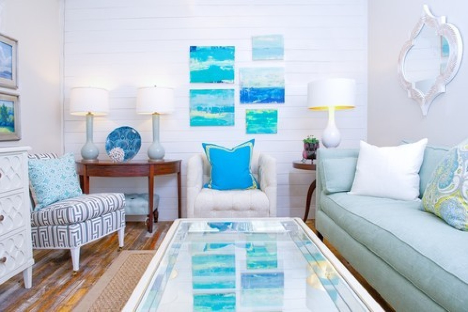 Ocean Inspired Decorating 8 Beach Homes That Don 39t Come Close To Making Us Seasick
