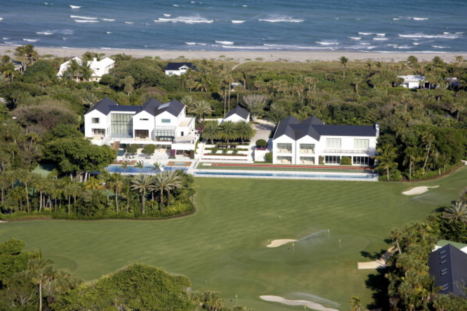 where is tiger woods house in jupiter florida