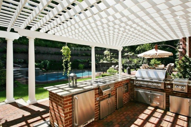 outdoor kitchens cook outside n outdoor kitchen ideas 14 Incredible Outdoor Kitchens That Go Way Beyond Grills PHOTOS HuffPost