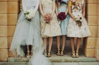 Vintage Bridesmaid Dresses That Don't Look Like Costumes ...