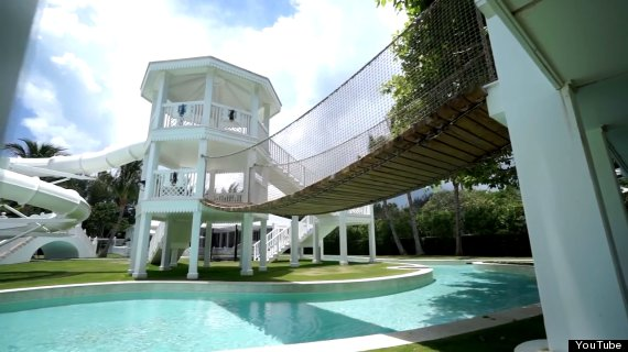 celine-dion-house-sale-04 Celine Dions Florida Water Park Mansion
