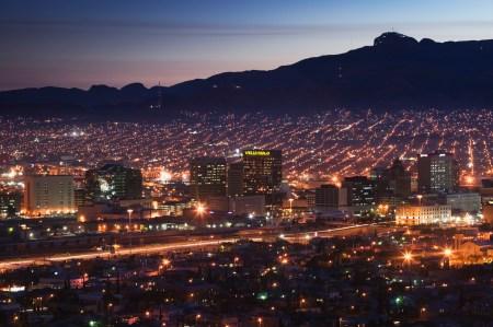 Skyline El Paso