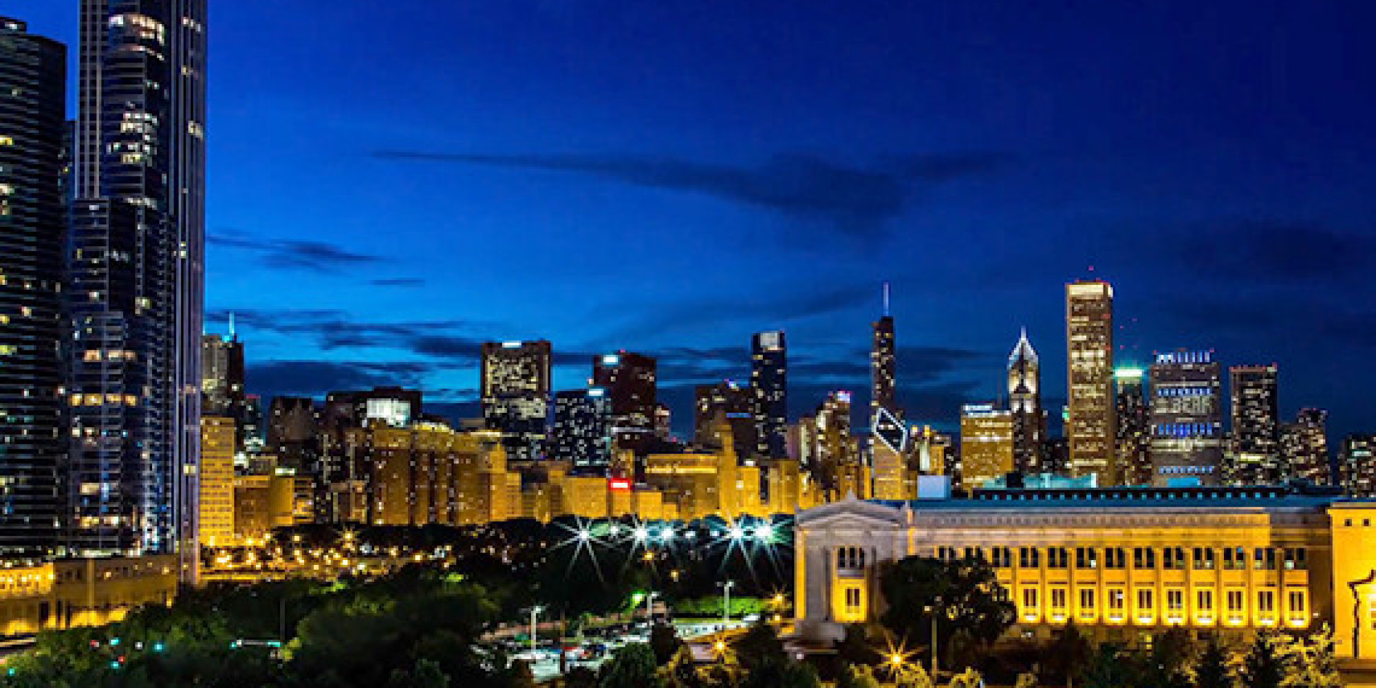Fall In Chicago Wallpaper Windy City Nights Is A Breathtaking Chicago Time Lapse