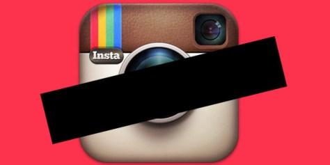 Instagram empezó a bloquear imágenes con contenido explícito o delicado