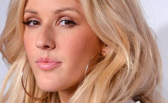 Ellie Goulding Poses Topless In Marie Claire As Halcyon Days Looks Set To Reach Number One Video