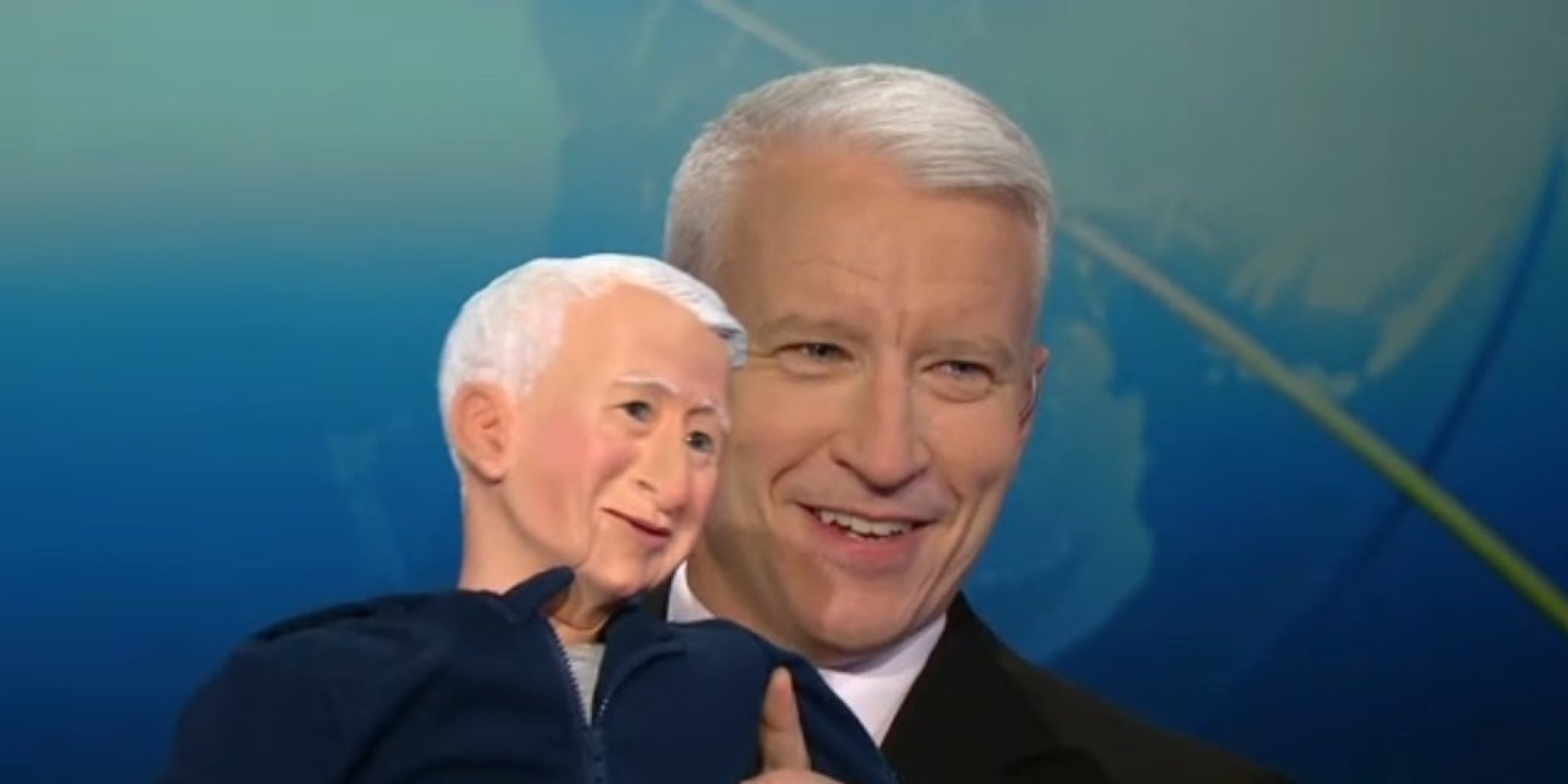 Hays Deutschland Anderson Cooper Now Owns A Dummy That Looks Just Like Him