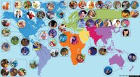Where In The World Did That Disney Movie Take Place? This ...