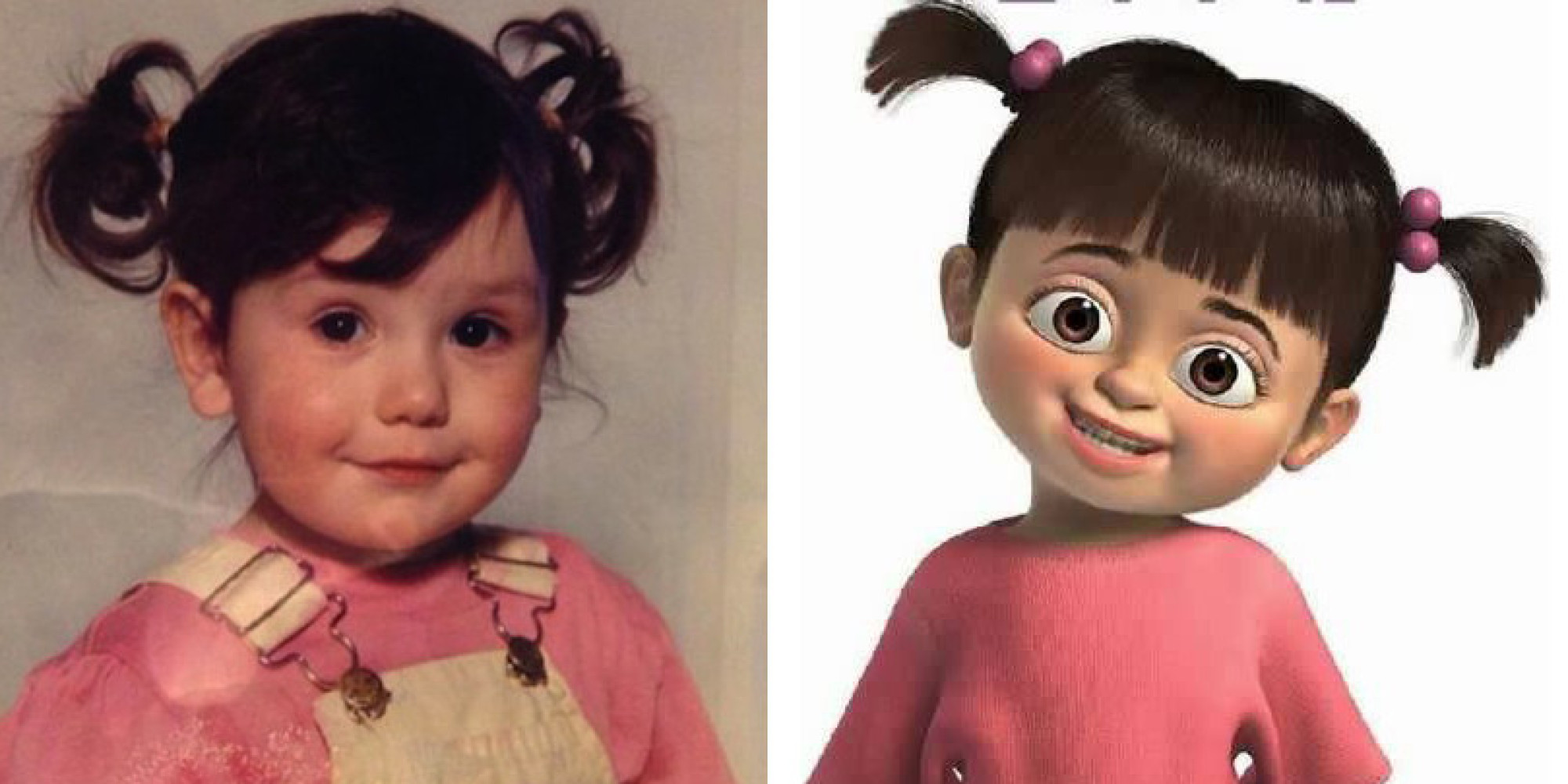 Girl Paw Patrol Wallpaper Jwoww Looked Just Like Boo From Monsters Inc When She