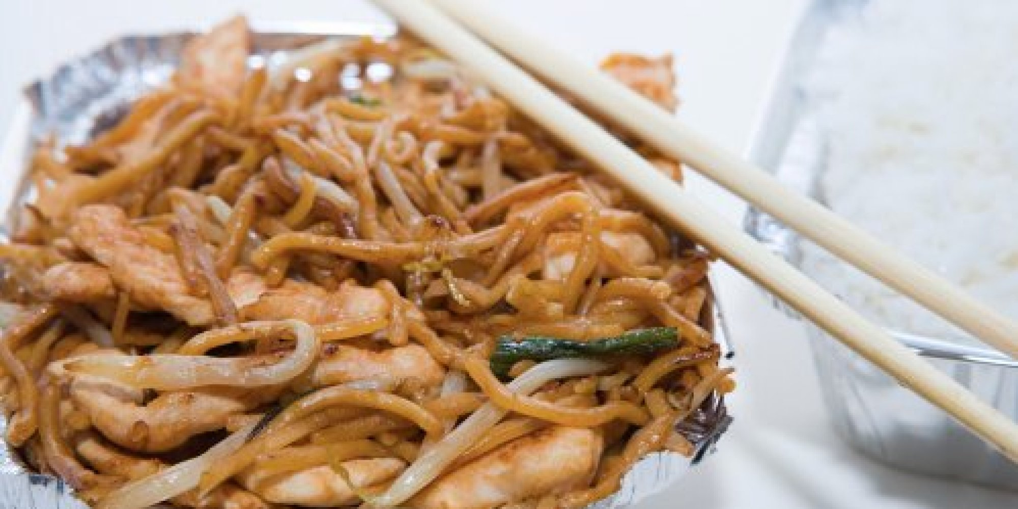 Chinese Takeaway British People Spend Nearly 30 Billion On Takeaways And