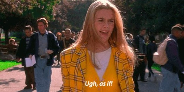 The Yellow Wallpaper Important Quotes Cher Horowitz Reacts To Alicia Silverstone S New Book So