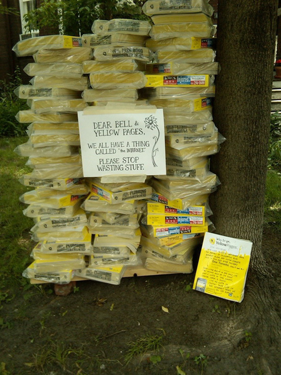 When Will We Finally See the Death of the Phone Book?