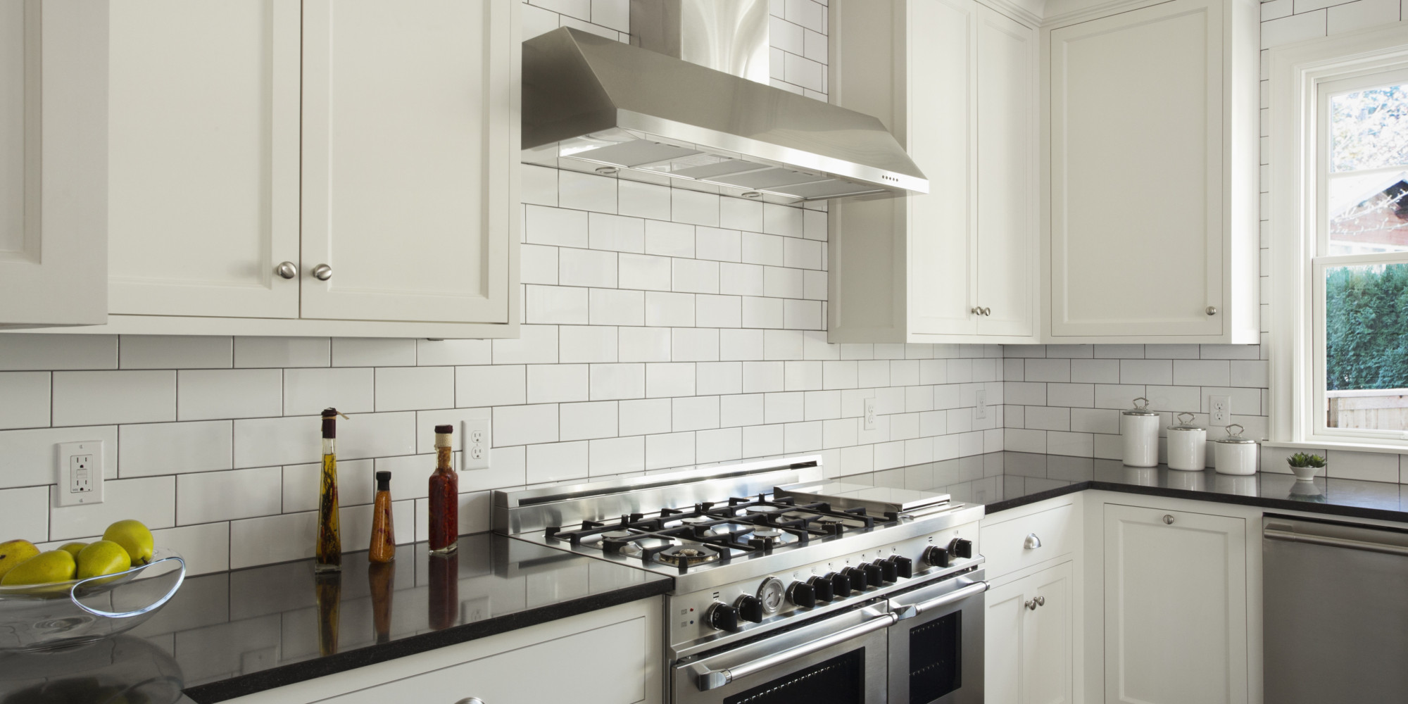 Best Way To Clean Granite Countertops How To Get A Spotless Beautifully Organized Kitchen In A