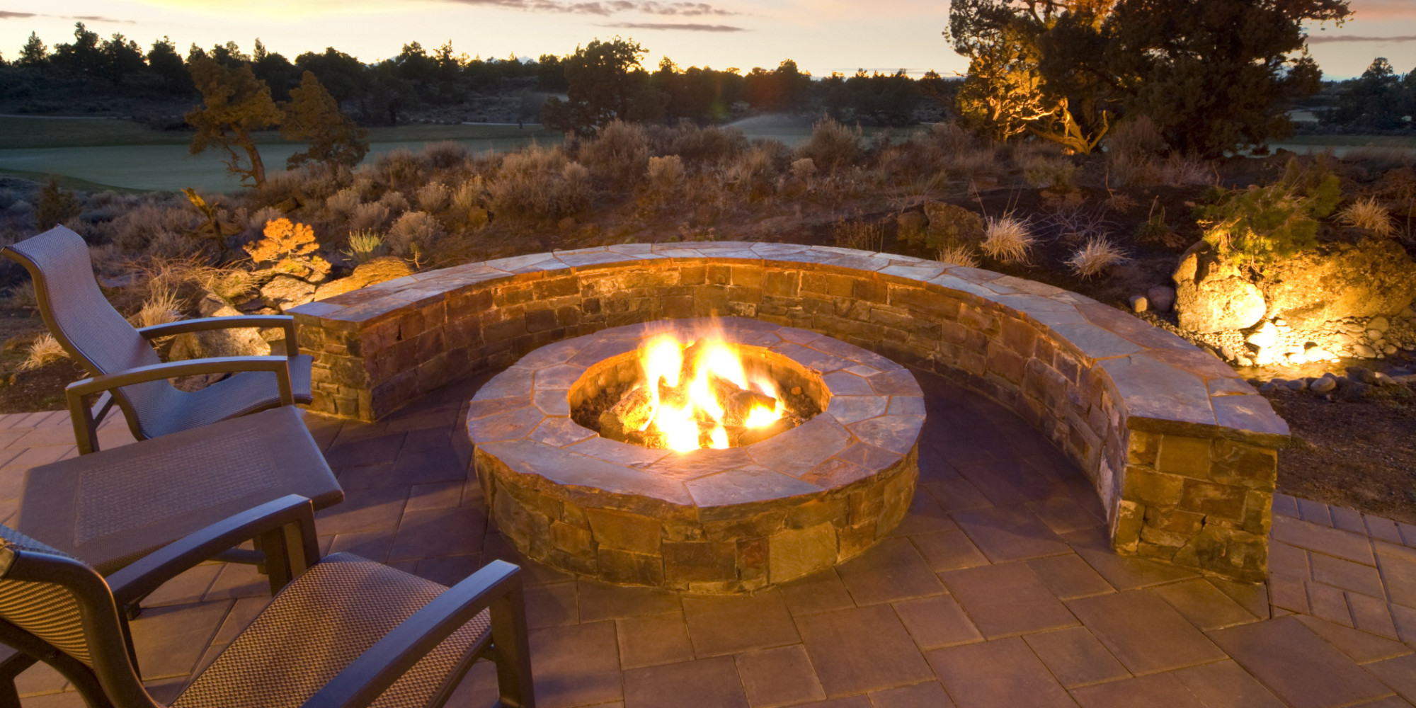 Fire Pit Big W 9 Ideas That 39ll Convince You To Add A Fire Pit To Your