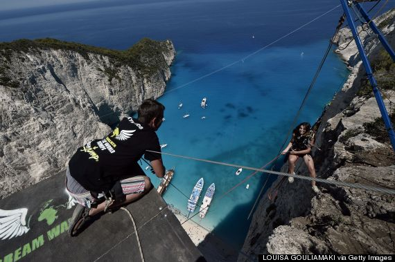 Fall Wallpaper Japan Rope Jumping Is The Most Terrifying Extreme Sport Since