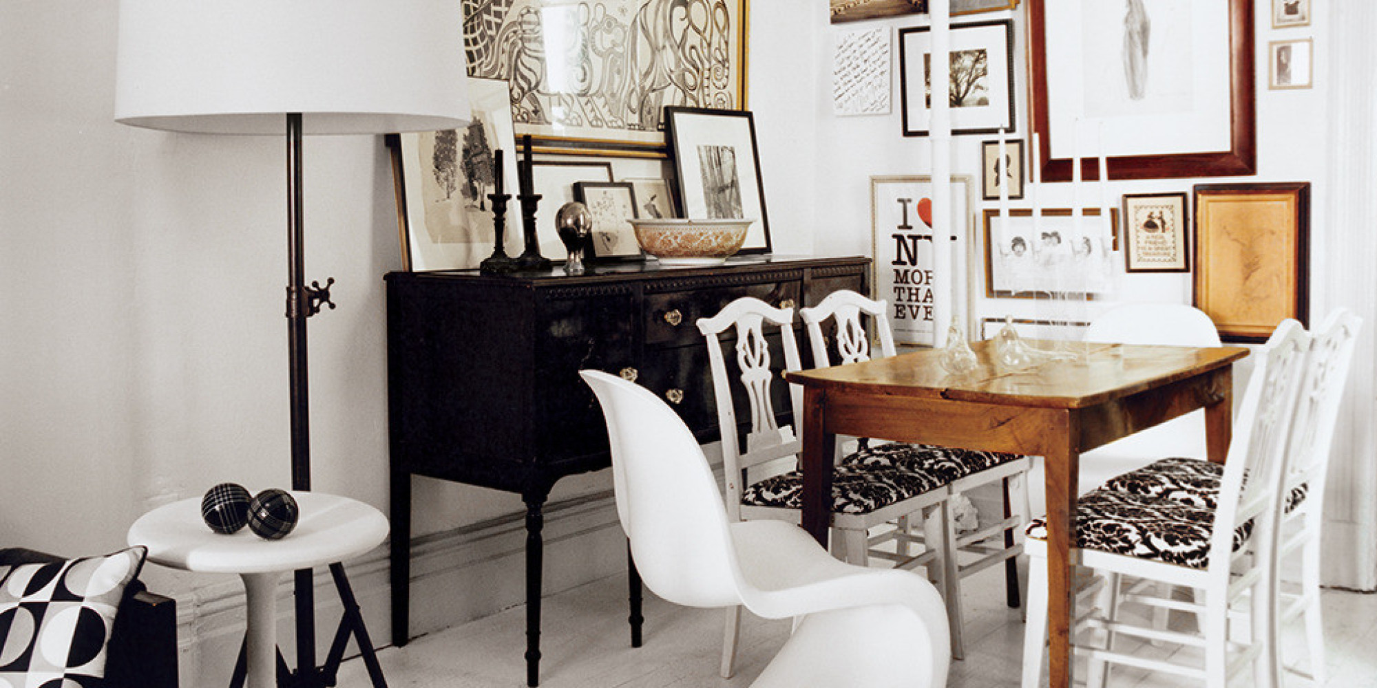 Mixing Dining Room Chairs How To Mix And Match Chairs Like A Pro Huffpost