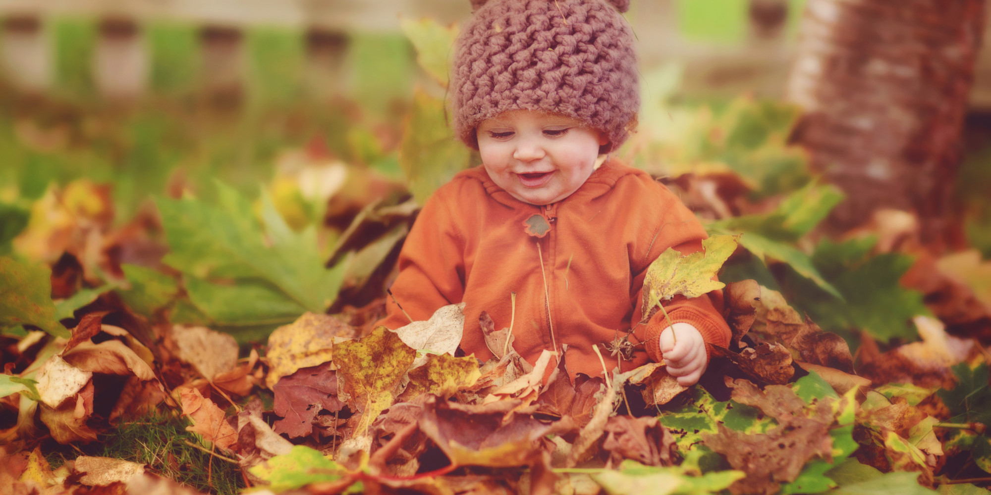 Small Cute Boy Wallpaper 12 Autumn Themed Names For Babies Born This Season Huffpost