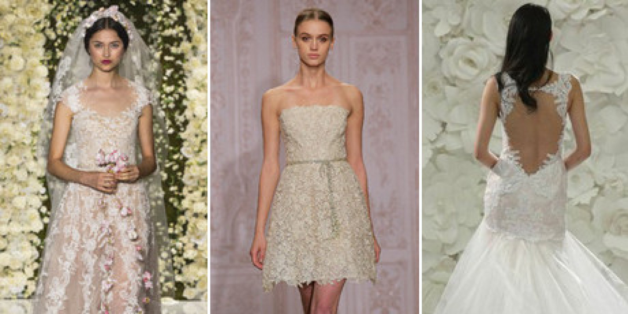 wedding dress trends wedding gowns