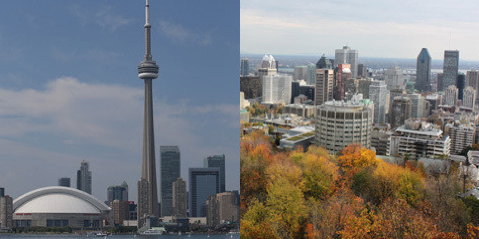 Liquidation World Toronto Toronto And Montreal Are The Best Cities To Live In
