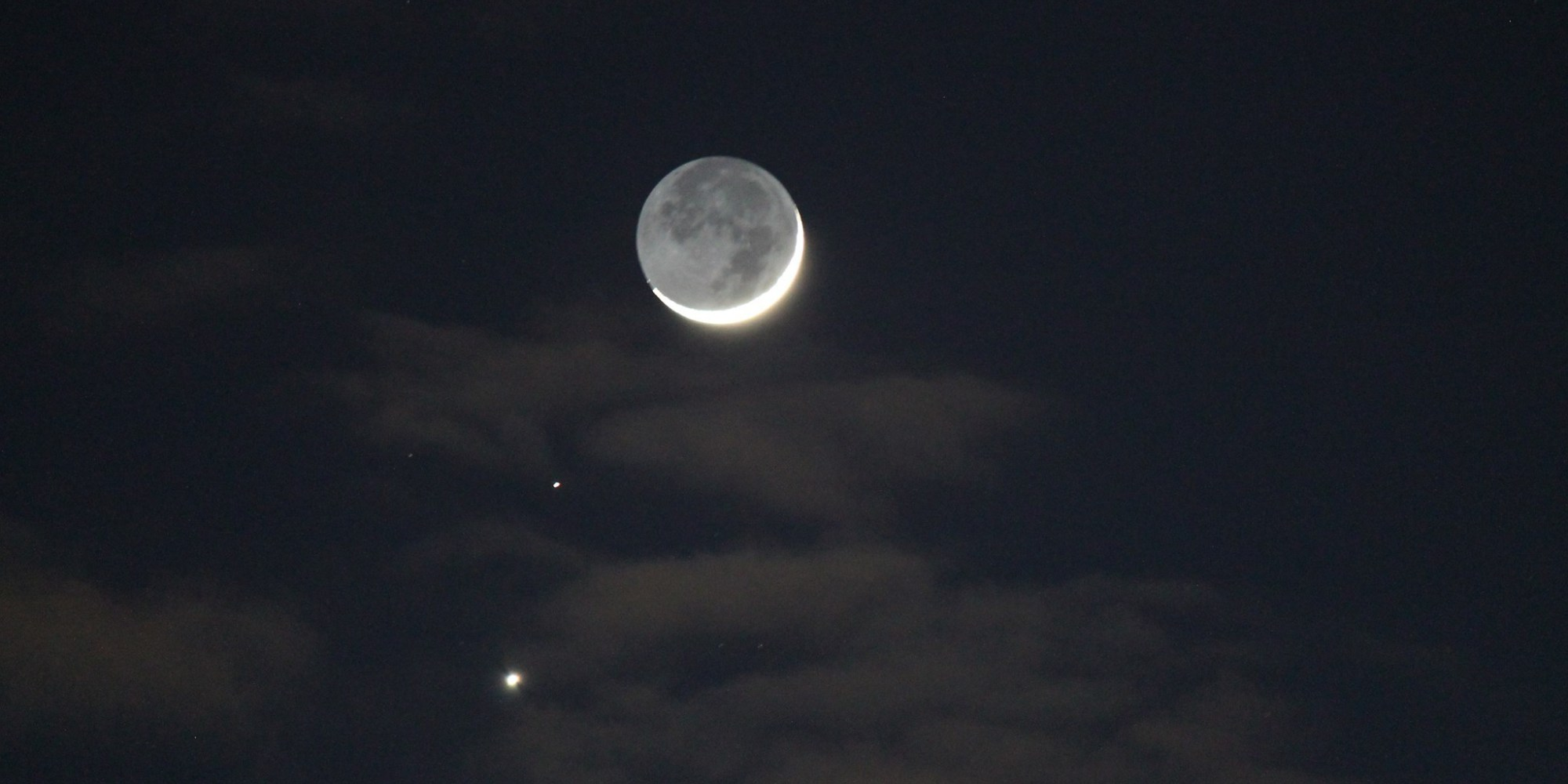 Venus Mars A Moon Mars Venus Give Us A Reason To Look Up Photos