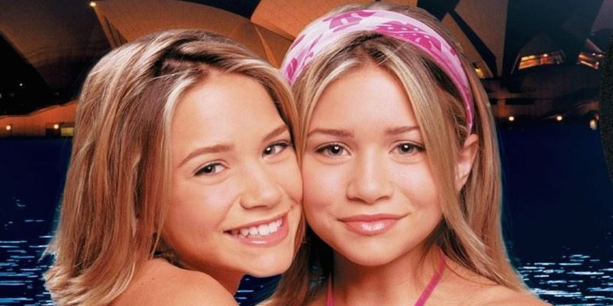 Sweet Baby Girl Wallpaper For Facebook Mary Kate And Ashley Olsen S Movies And Tv Shows Are
