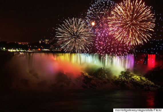 Victoria Falls Hd Wallpaper Victoria Day Fireworks Shows Happening Across Canada